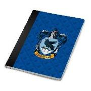 Cover-Bild zu Harry Potter: Ravenclaw Notebook and Page Clip Set von Insight Editions