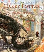 Cover-Bild zu Harry Potter and the Goblet of Fire von Rowling, J.K.