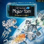 Cover-Bild zu Flessner, Bernd: Der kleine Major Tom. Hörspiel 12: Plutinchen in Gefahr (Audio Download)