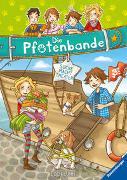 Cover-Bild zu Luhn, Usch: Die Pfotenbande, Band 2: Socke macht Theater