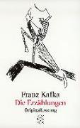 Cover-Bild zu Die Erzählungen von Kafka, Franz