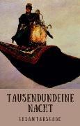 Cover-Bild zu Weil, Gustav: Tausendundeine Nacht - 1001 Nacht (eBook)