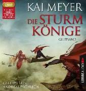 Cover-Bild zu Meyer, Kai: Die Sturmkönige - Glutsand