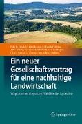 Cover-Bild zu Ein neuer Gesellschaftsvertrag für eine nachhaltige Landwirtschaft (eBook) von Feindt, Peter H.