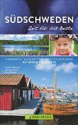 Cover-Bild zu Südschweden - Zeit für das Beste von Rothkamp, Claudia