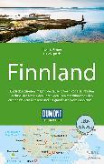 Cover-Bild zu DuMont Reise-Handbuch Reiseführer Finnland. 1:850'000 von Quack, Ulrich