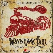 Cover-Bild zu Wayne McLair, Folge 15: Der Hope-Diamant (Audio Download) von Burghardt, Paul