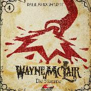 Cover-Bild zu Wayne McLair, Folge 4: Die Stimme (Audio Download) von Burghardt, Paul