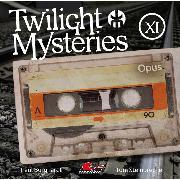 Cover-Bild zu Twilight Mysteries, Die neuen Folgen, Folge 11: Opus (Audio Download) von Burghardt, Paul