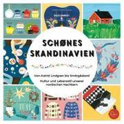 Cover-Bild zu Schönes Skandinavien von Kinsella, Kajsa
