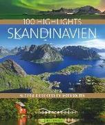 Cover-Bild zu 100 Highlights Skandinavien von Krämer, Thomas