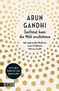 Cover-Bild zu Gandhi, Arun: Sanftmut kann die Welt erschüttern