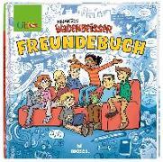 Cover-Bild zu Rometsch, Ina: GEOlino Wadenbeißer Freundebuch