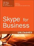 Cover-Bild zu Lewis, Alex: Skype for Business Unleashed (eBook)