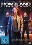 Cover-Bild zu Alex Graves, Keith Gordon, Lesli Linka Glatter, Tucker Gates (Reg.): Homeland - Staffel 6