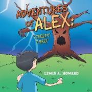 "Cover-Bild zu Howard, Lewis A.: Adventures of Alex: ""Creepy Tree!"" (eBook)"