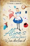 Cover-Bild zu Carroll, Lewis: Alice's Adventures in Wonderland (Revised and Illustrated)