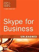 Cover-Bild zu Lewis, Alex: Skype for Business Unleashed