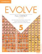Cover-Bild zu Hendra, Leslie Anne: Evolve Level 5 Full Contact with DVD