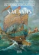 Cover-Bild zu Delitte, Jean-Yves: Die Großen Seeschlachten / Salamis 480 v.Chr