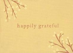 Cover-Bild zu Happily Grateful von Zadra, Dan (Hrsg.)