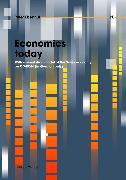 Cover-Bild zu Economics today (eBook) von Eisenhut, Peter