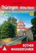Cover-Bild zu Gilcher, Sabine: Thüringen Mitte/Nord
