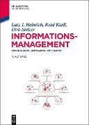 Cover-Bild zu Heinrich, Lutz J.: Informationsmanagement (eBook)