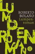 Cover-Bild zu Bolaño, Roberto: Lumpenroman
