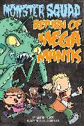 Cover-Bild zu Dower, Laura: Return of Mega Mantis #2 (eBook)