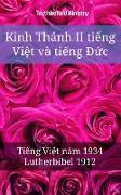 Cover-Bild zu Ministry, Truthbetold: Kinh Thánh II ti¿ng Vi¿t và ti¿ng Ð¿c (eBook)