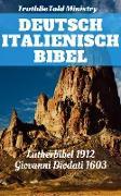 Cover-Bild zu Ministry, Truthbetold: Deutsch Italienisch Bibel (eBook)