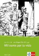Cover-Bild zu Barceló, Elia: Mil euros por tu vida