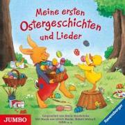 Cover-Bild zu Siegmund, Sybille: Meine ersten Ostergeschichten