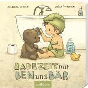 Cover-Bild zu Engler, Michael: Badezeit mit Ben und Bär