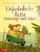 Cover-Bild zu Engler, Michael: Elefantastische Reise