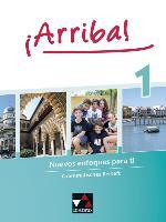 Cover-Bild zu ¡Arriba! Grammatisches Beiheft 1 von Hohmann, Melanie