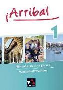 Cover-Bild zu ¡Arriba! Wortschatztraining 1 von Fey, Johanna