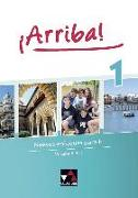 Cover-Bild zu ¡Arriba! Vokabelheft 1 von Fey, Johanna