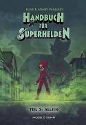 Cover-Bild zu Våhlund, Elias: Handbuch für Superhelden