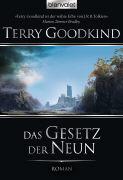 Cover-Bild zu Das Gesetz der Neun von Goodkind, Terry
