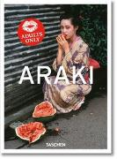 Cover-Bild zu Araki - 40th Anniversary Edition von Araki, Nobuyoshi (Künstler)