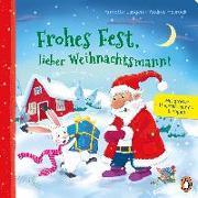 Cover-Bild zu Langen, Annette: Frohes Fest, lieber Weihnachtsmann!