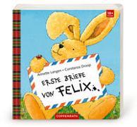 Cover-Bild zu Langen, Annette: Erste Briefe von Felix