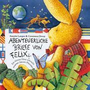 Cover-Bild zu Langen, Annette: Abenteuerliche Briefe von Felix