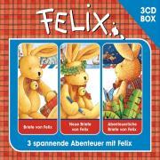 Cover-Bild zu Langen, Annette: Felix Hörspielbox