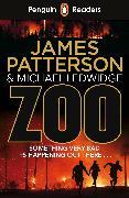 Cover-Bild zu Penguin Readers Level 3: Zoo (ELT Graded Reader) von Patterson, James