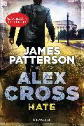 Cover-Bild zu Hate - Alex Cross 24 (eBook) von Patterson, James