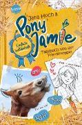 Cover-Bild zu Hoch, Jana: Pony Jamie - Einfach heldenhaft! (1). Tagebuch von der Pferdekoppel (eBook)