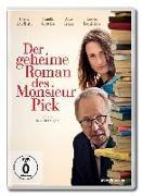 Cover-Bild zu Cottin, Camille: Der geheime Roman des Monsieur Pick